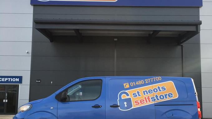 Self Storage St Neots